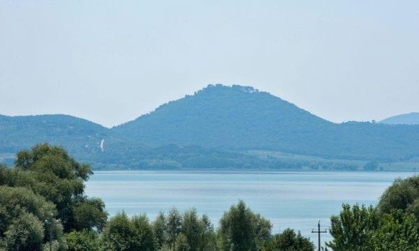 Il Lago Trasimento e l'Umbria